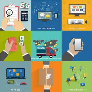 网络营销专业市场空间大