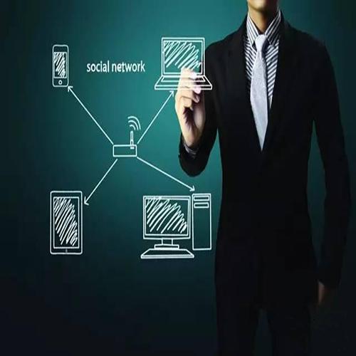网络营销,成就彩色人生